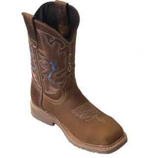 ESTAMPIDA  Men´s Work Boots - Acero Bulling/Krozy Miel