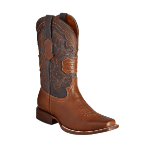 ESTAMPIDA Men´s Platinum Boots Honey/Expresso Bovine