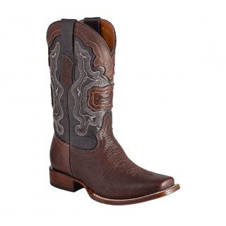 ESTAMPIDA Men´s Platinum Boots Brown/Expresso Bovine