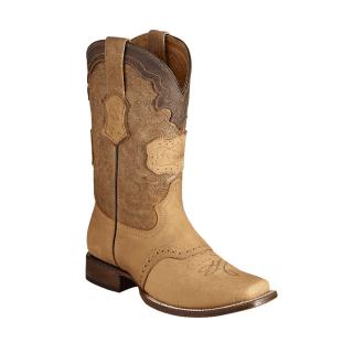 ESTAMPIDA Men´s Platinum Boots Sand/Tabacco Bovine
