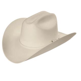 ESTAMPIDA  Felt Hats, Malboro Beaver 6X White