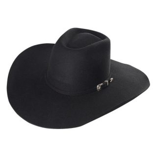 ESTAMPIDA Felt Hats, Capataz 50X Black