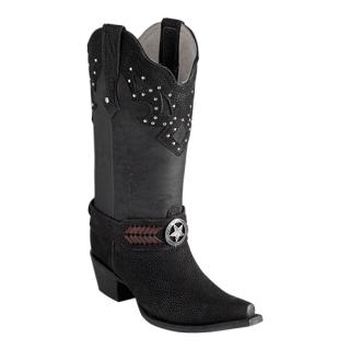 ESTAMPIDA Women´s Boots, Black – Thomson/Crazy