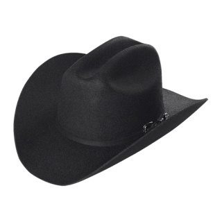 ESTAMPIDA Kid´s Felt Hats, Lupillito 5X Black