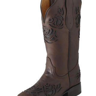 ESTAMPIDA Women´s Boots, Brown – Crazy