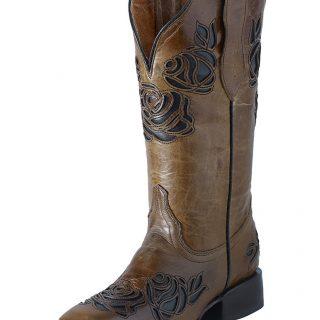 ESTAMPIDA Women´s Boots, Honey – Crater