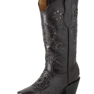 ESTAMPIDA Women´s Boots, Black – Crater