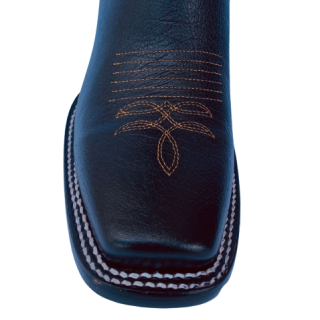 ESTAMPIDA Women´s Boots, Black – Gaucho/Wax