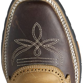 ESTAMPIDA Men´s Work Boots – Campera – Brown/Honey