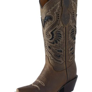ESTAMPIDA Women´s Boots, Honey – Clark