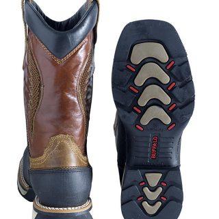 ESTAMPIDA Men´s Work Boots-Acero Bullying-Sand