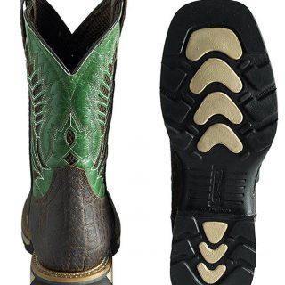 ESTAMPIDA Men´s Work Boots-Acero Bullying-Grim/Green