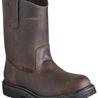 ESTAMPIDA Men´s Work Boots  – Truck- Dark Brown