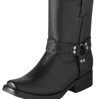 ESTAMPIDA Kid´s Boots, Black – Atanado