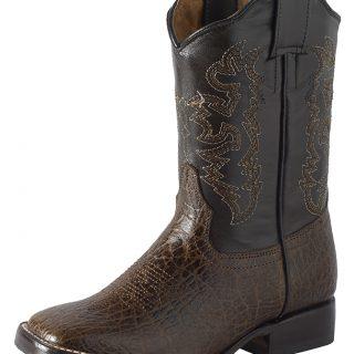 ESTAMPIDA Kid´s Boots, Grim Brown – Luanda