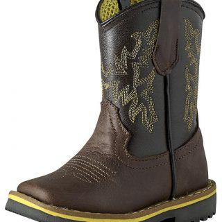 ESTAMPIDA Baby´s Boots, Brown – Crazy