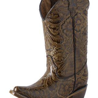 ESTAMPIDA Kid´s Boots, Honey – Cinc. Rameado