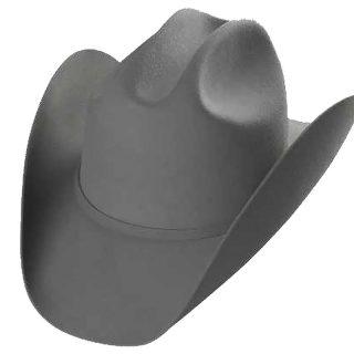 ESTAMPIDA Felt Hats, Durango 20X Mystery Gray