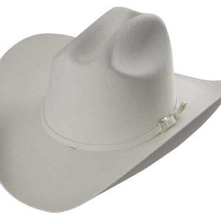 ESTAMPIDA Felt Hats, Malboro 50X White