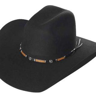 ESTAMPIDA Felt Hats, Toro 20X Black