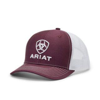 ARIAT - Stacked Logo Cap.  FREE SHIPPING