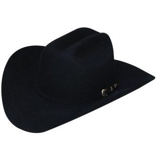 STETSON 6X Black Guadalupana, Felt Hat. FREE SHIPPING !