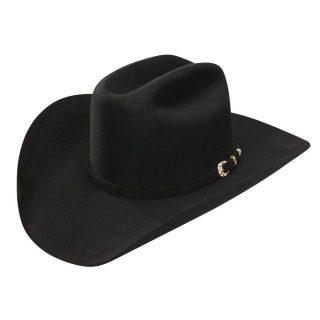 STETSON 6X Black Palacio, Felt Hat. FREE SHIPPING !