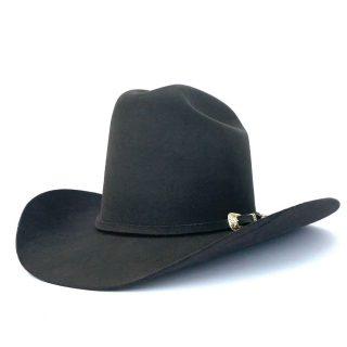 ESTAMPIDA Felt Hats, Super Patron (Los Dos Carnales) 50X Granite. FREE SHIPPING!!